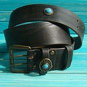 Аксессуары handmade. Livemaster - original item Women`s belt wide Italpark E. Handmade.