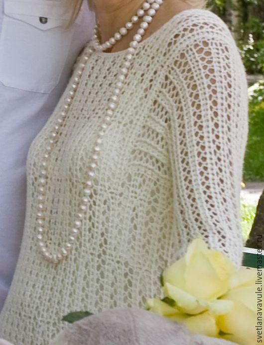 Платья ручной работы. Ярмарка Мастеров - ручная работа. Купить Платье белое кружевное. Handmade. Фантазия, любовь позитив счастье