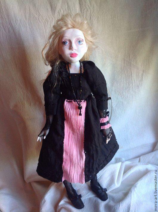 Коллекционные куклы ручной работы. Ярмарка Мастеров - ручная работа. Купить Джулия. Авторская будуарная кукла. Handmade.
