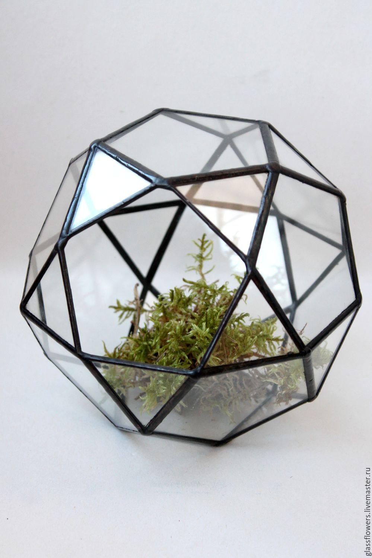The Floriana. Geometric Floriana ball ball. Vase for Floriana, Pots1, St. Petersburg,  Фото №1