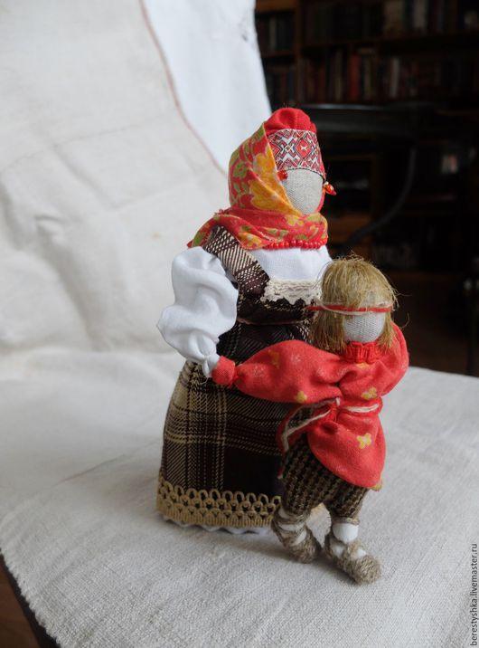 Народные куклы ручной работы. Ярмарка Мастеров - ручная работа. Купить Ведучка. Handmade. Обережная кукла, русские традиции, бисер