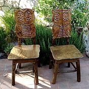 Для дома и интерьера handmade. Livemaster - original item Chair made of solid wood. Handmade.