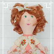 Куклы и игрушки ручной работы. Ярмарка Мастеров - ручная работа Маргаритка. Дети на прогулке.. Handmade.