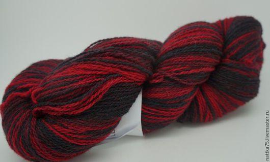 Вязание ручной работы. Ярмарка Мастеров - ручная работа. Купить Кауни 8/1 различные цвета. Handmade. Комбинированный, пряжа в наличии
