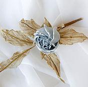 Украшения ручной работы. Ярмарка Мастеров - ручная работа Бутон тумана. Handmade.
