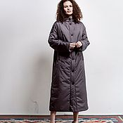 Одежда handmade. Livemaster - original item Down jacket for women insulated Grade. Handmade.