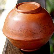 Посуда ручной работы. Ярмарка Мастеров - ручная работа Керамические пиалы суповые. Handmade.