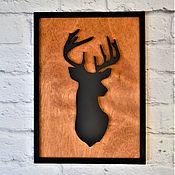 Для дома и интерьера handmade. Livemaster - original item Decorative panel