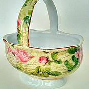 Винтаж handmade. Livemaster - original item The Candy Bowl Japan Yamasen. Handmade.