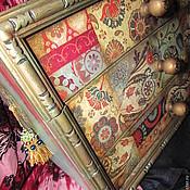 Мини-комоды ручной работы. Ярмарка Мастеров - ручная работа Комод для рукоделия в стиле Бохо...... Handmade.
