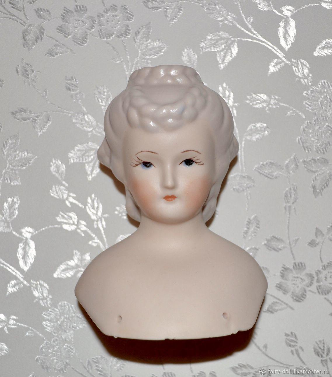 Винтаж: Старинная реплика антикварной куклы China doll, Куклы винтажные, Вышний Волочек,  Фото №1