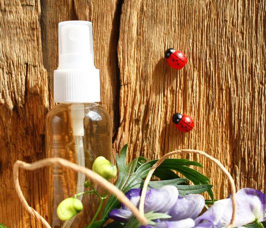Дезодорант Бергамот с Розмарином.  Натуральная защита от пота.