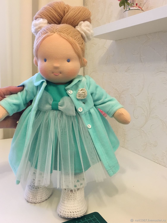Sabina (inspired) - Waldorf doll, Waldorf Dolls & Animals, Samara,  Фото №1