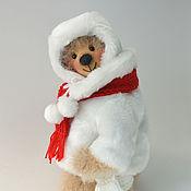 Куклы и игрушки ручной работы. Ярмарка Мастеров - ручная работа мишка Шани. Handmade.