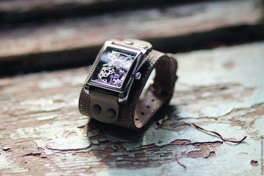 Наручные часы от Studio XO2U выполняются индивидуально по размеру вашего запястья