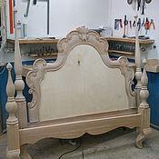 Для дома и интерьера ручной работы. Ярмарка Мастеров - ручная работа Кровать (заготовка). Handmade.