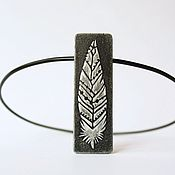 Украшения handmade. Livemaster - original item Pendant from polymer clay Pen. Handmade.