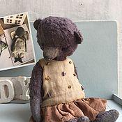 Куклы и игрушки ручной работы. Ярмарка Мастеров - ручная работа Berry bear. Handmade.