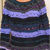 Одежда handmade. Livemaster - original item Sweater knit.Women`s.. Handmade.