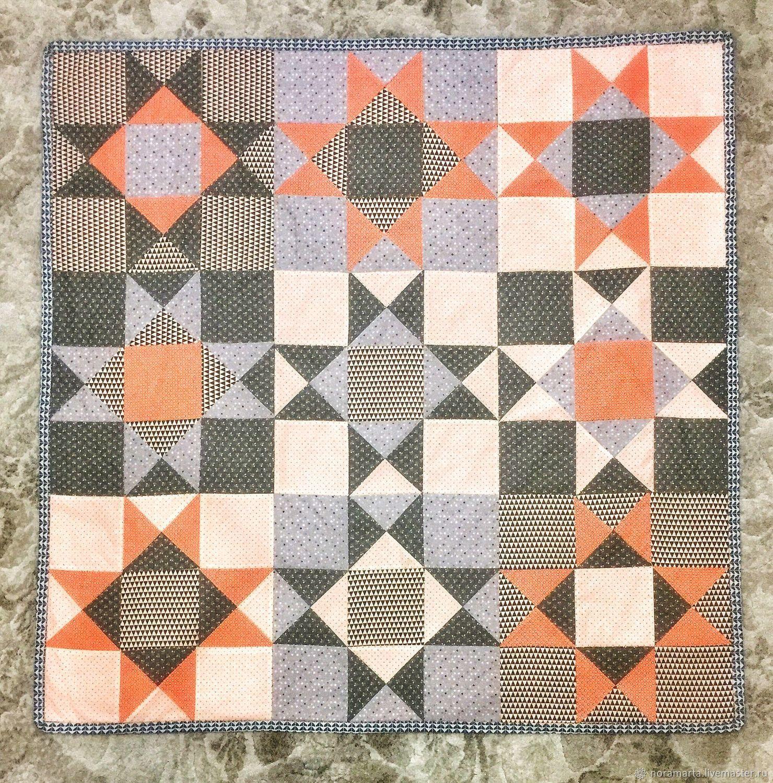 Put Baby patchwork quilt Patchwork Quilt patchwork Orange