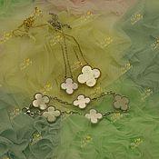 Украшения ручной работы. Ярмарка Мастеров - ручная работа Кулоны Van Cleef Magic и Vintage Alhambra. Handmade.