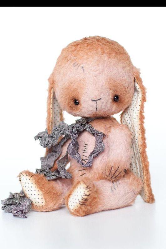 Куклы и игрушки ручной работы. Ярмарка Мастеров - ручная работа. Купить Набор материалов для изготовления  Зайца по МК Пестовой Ирины.. Handmade.