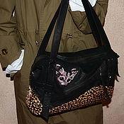 Сумки и аксессуары handmade. Livemaster - original item The bag: Fancy ladies bag. Handmade.
