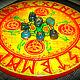 Рунический круг  ЯРИЛО ( мини-алтарь)для практик. Алтарь. ~Voluspa~. Ярмарка Мастеров.  Фото №5