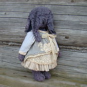 Stuffed Toys handmade. Livemaster - original item Pollyanna.... Handmade.
