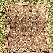 Для дома и интерьера ручной работы. Ярмарка Мастеров - ручная работа прямоугольная кружевная скатерть. Handmade.