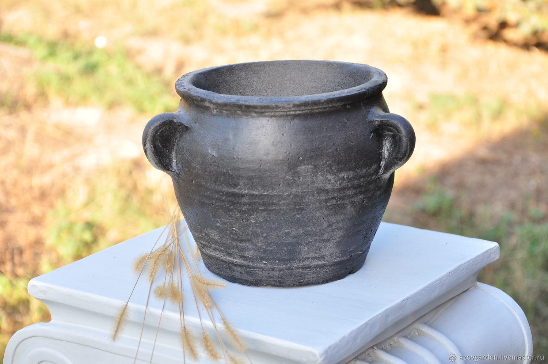 Pot Pot of concrete, the Provence planters, Pots1, Azov,  Фото №1