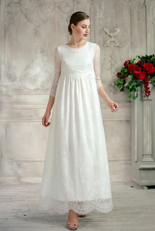 Платье свадебное венчальное (#1847), Платья, Москва, Фото №1