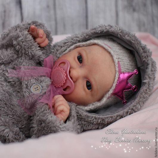 Куклы-младенцы и reborn ручной работы. Ярмарка Мастеров - ручная работа. Купить Аврора Скай, кукла-реборн.. Handmade. Реборн