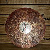 Для дома и интерьера ручной работы. Ярмарка Мастеров - ручная работа Часы Бронзовый Век. Handmade.