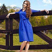 Одежда ручной работы. Ярмарка Мастеров - ручная работа Платье из шитья. Handmade.