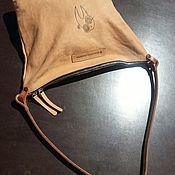 Сумки и аксессуары handmade. Livemaster - original item Handmade leather bag. Minimalism MG. Handmade.