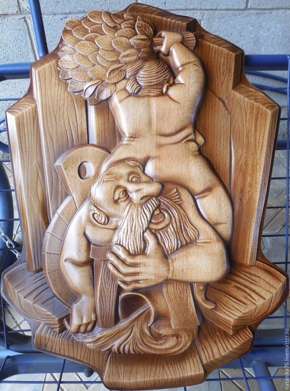 Деревянные панно для бани своими руками