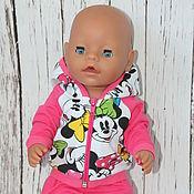Куклы и игрушки ручной работы. Ярмарка Мастеров - ручная работа Одежда для  Baby born (Беби Бон)  38-43 см. Handmade.