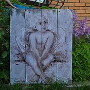 Для дома и интерьера ручной работы. Ярмарка Мастеров - ручная работа Милый ангел. Handmade.