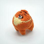 Куклы и игрушки handmade. Livemaster - original item The orange 864. Handmade.