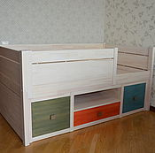 Для дома и интерьера ручной работы. Ярмарка Мастеров - ручная работа Кроватка Яна. Handmade.