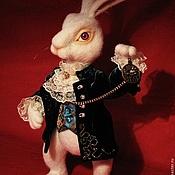 Кролик из алисы в стране чудес своими руками 277
