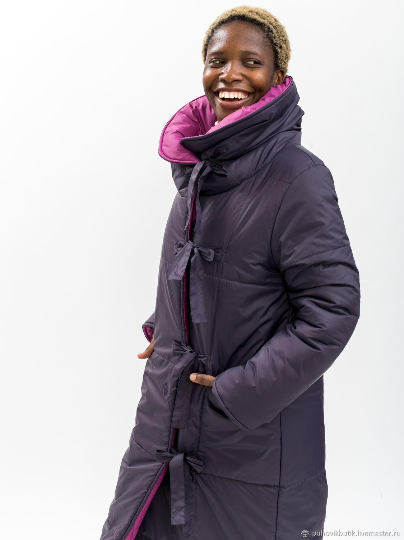 Пуховик одеяло зимнее, Пальто, Москва, Фото №1