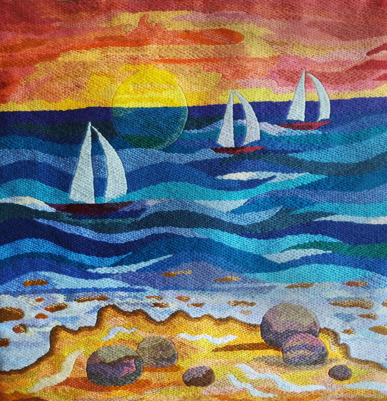 Painting panels : Sea Sonata, Pictures, Sukhinichi,  Фото №1
