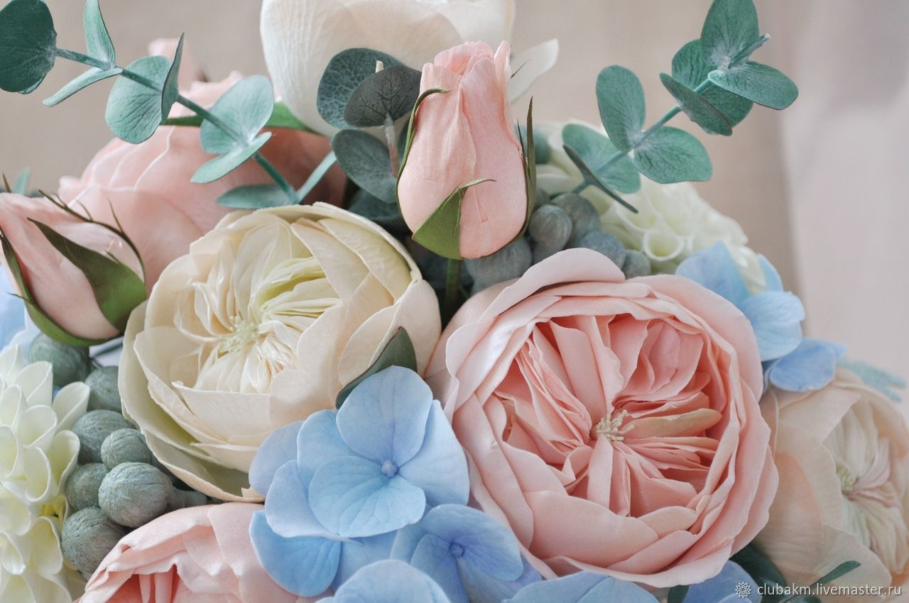 A bouquet that will not wither, Wedding bouquets, Chelyabinsk,  Фото №1