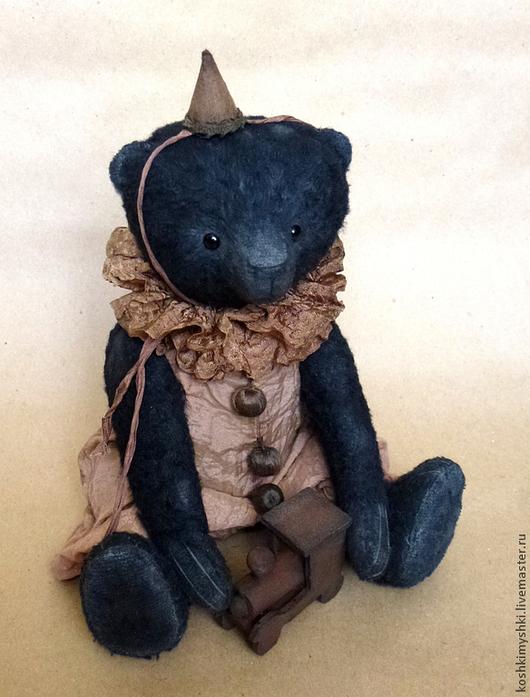 Мишки Тедди ручной работы. Ярмарка Мастеров - ручная работа. Купить Мишка Тедди Бельгийский шоколад.. Handmade. Разноцветный, мишка