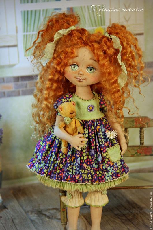 Коллекционные куклы ручной работы. Ярмарка Мастеров - ручная работа. Купить Маргаритка . Кукла авторская . Кукла ручной работы .. Handmade.