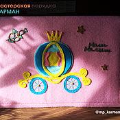 Канцелярские товары ручной работы. Ярмарка Мастеров - ручная работа Обложки для свидетельства о рождении. Handmade.