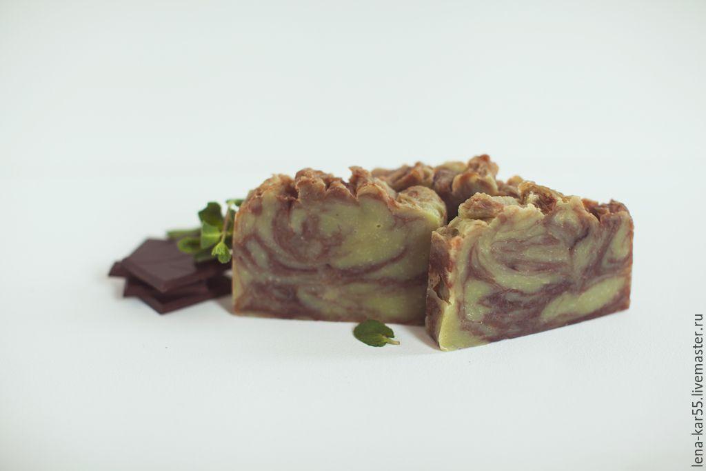 Шоколадное мыло мастер класс пошагово #5