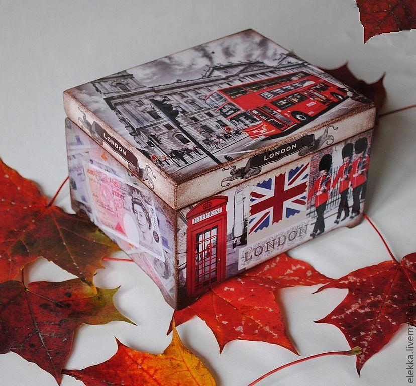 чайный магазин англия